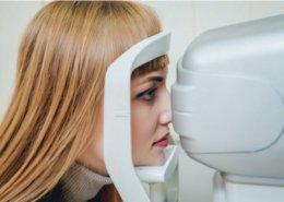 Ectropión ocular
